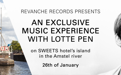 Revanche Records Presents: Lotte Pen at Bridge House Amstelschutsluis